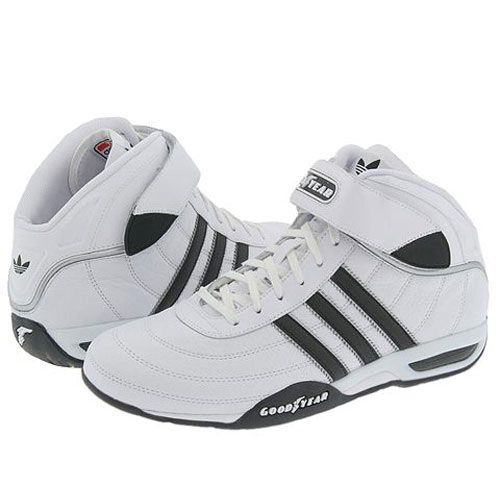 team adidas adi racer goodyear high top sneakers