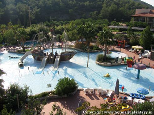 Foto's van Hotel Aqua Fantasy Resort in Kusadasi.