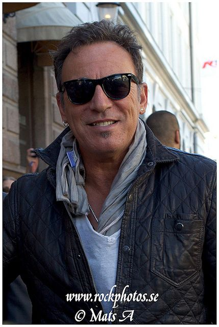 Bruce Springsteen in Gothenburg by rockphotos.se, via Flickr