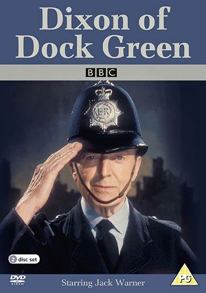 Dixon of Dock Green - George Dixon, played by Jack Warner in all of the 432 episodes, from 1955 to 1976.