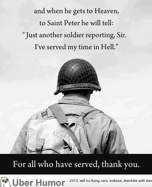 Famous quote from the D-Day landings. This isn't 'airplanes' however, military & airplanes belong together......LOVE OUR MILITARY!!!