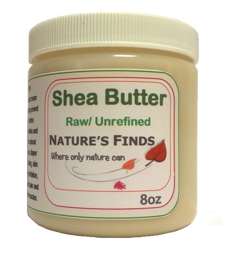 Shea Butter is one of nature's gifts to us.  It can help beautify and heal the skin, our hair, nails and cuticles. It is 100% pure, raw and unrefined. Amelia is very excited to have this product in her range.