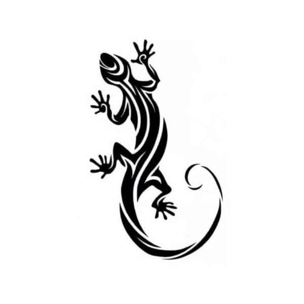 best 25 gecko tattoo ideas on pinterest lizard tattoo home lizard and simple henna designs. Black Bedroom Furniture Sets. Home Design Ideas