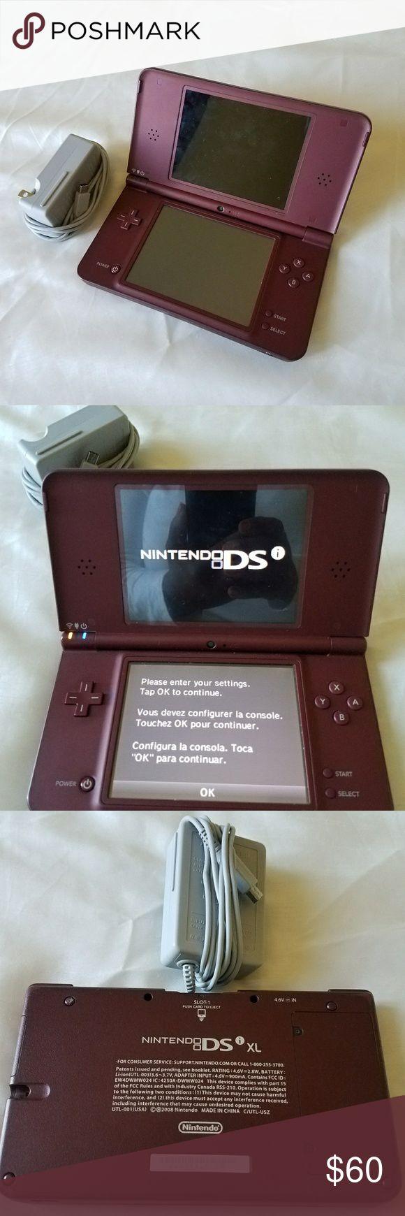 Nintendo DSi XL Nintendo DSi XL, excellent condition Nintendo Other