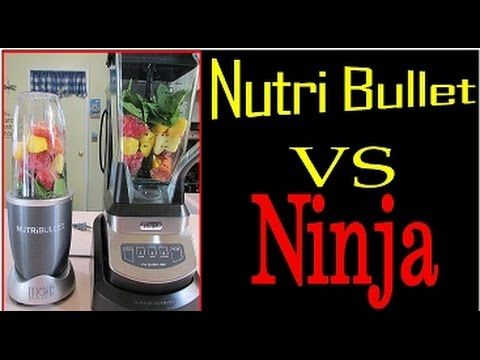 Nutribullet Reviews NutriBullet versus Ninja NutriBullet vs Vitamix Review – Which Is Best? See for Yourself Benefits of the Nutribullet: Pulverizes fruits and vegetables 600-watt motor High-torque power Patented blade design Cyclonic action Smooth texture Easy clean-up 12-pieces Healthy drinks Healthy lifestyle Affordable price link