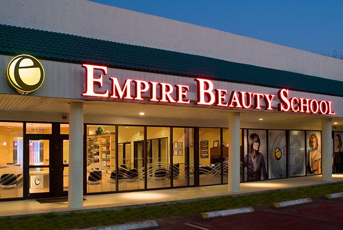 Empire Beauty School's cosmetology education programs include technical training, as well as learning the business side of the industry.