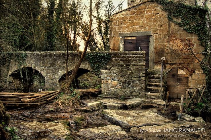 Parco Valle del Treja – Rome (Italy)