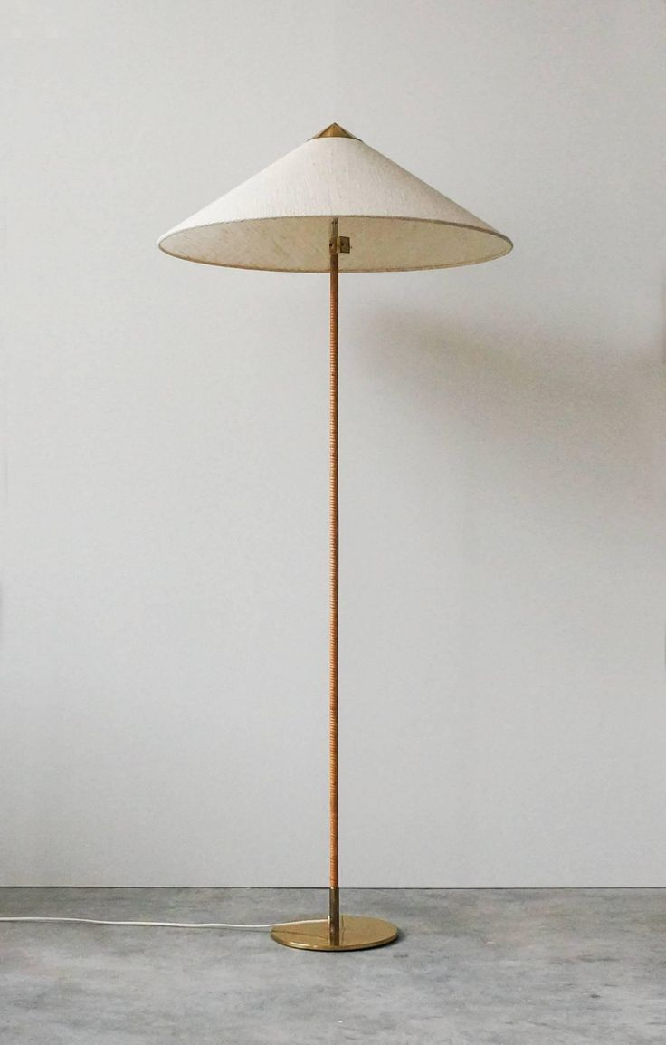 Paavo Tynell Floor Lamp Model 9602 By Taito Oy 1940s Lamps Living Room Living Room Lighting Floor Lamp