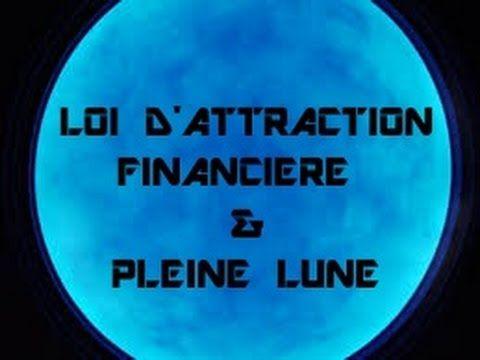 ATTRACTION FINANCIÈRE & PLEINE LUNE 29 août 2015- 20H37 Le Puissant Parc...