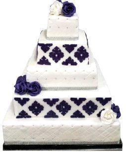 Tort-nunta-White-&-Purple