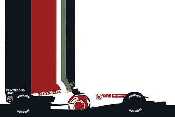 Cushy: Awesome Formula One Artwork » WTF1