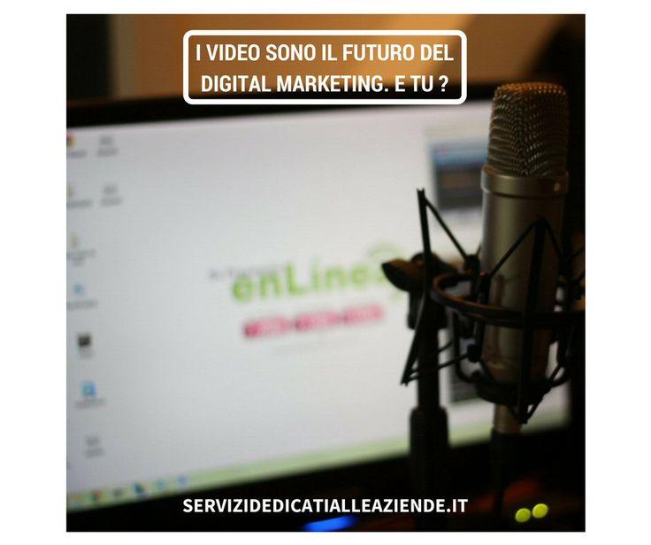 Il #videomarketing sarà il #futurodiognibusiness. Raggiungi più clienti con video di contenuti.