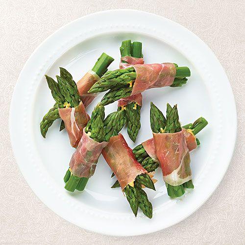 Asparagus & Prosciutto Bundles - Wegmans