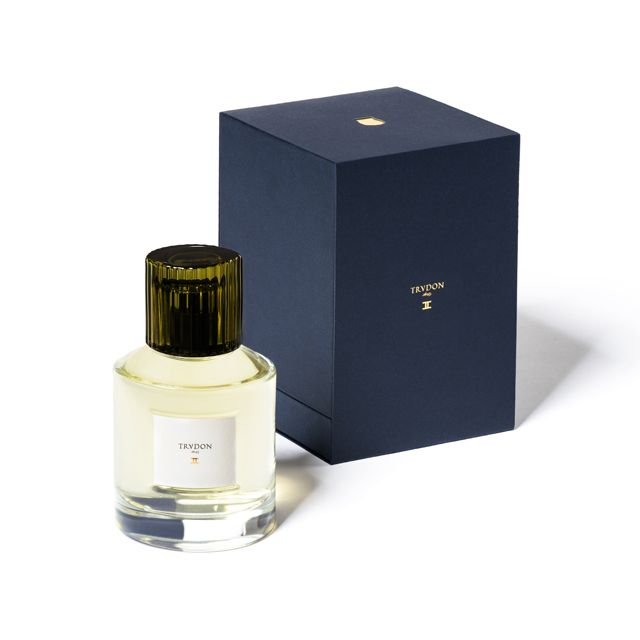 Deux : A green note that unites.  Discover this new skin perfume on www.trudon.com #Trudonparfums