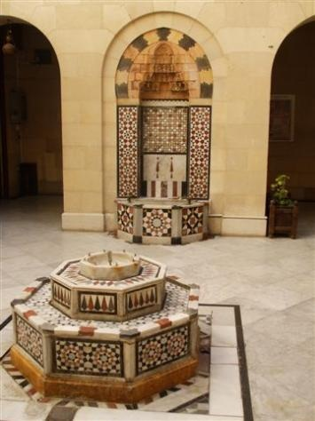 Inside The National Museum In Damascus Islamic PatternsIslamic DesignsHeart