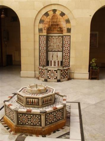 Inside The National Museum In Damascus Islamic PatternsIslamic DesignsHeart