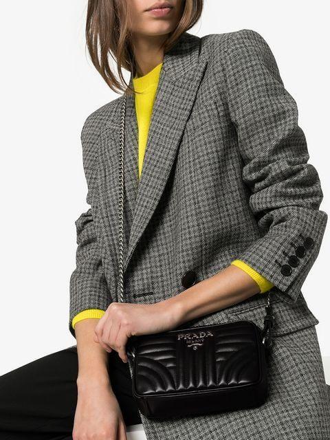 545224fe9 Prada Diagramme Crossbody Bag in 2019 | Prada | Crossbody bag ...