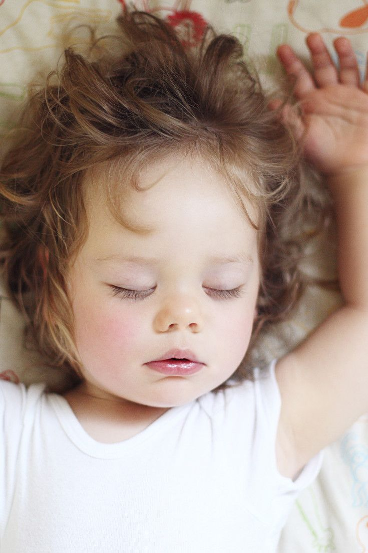 Toddlers Sleep Problems Tied To Behavior Issues Later [studies are all well and good, but like, sleep is not really something parents can control??? like??? not helpful.]