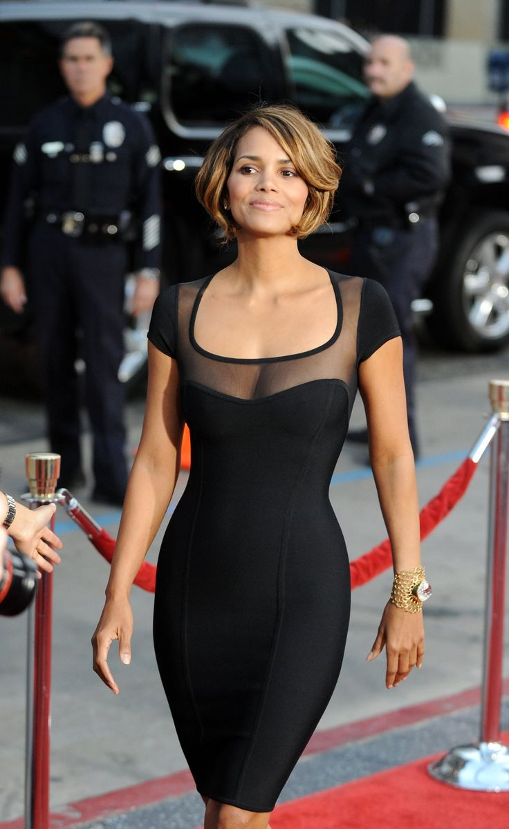 best halle berry images on pinterest