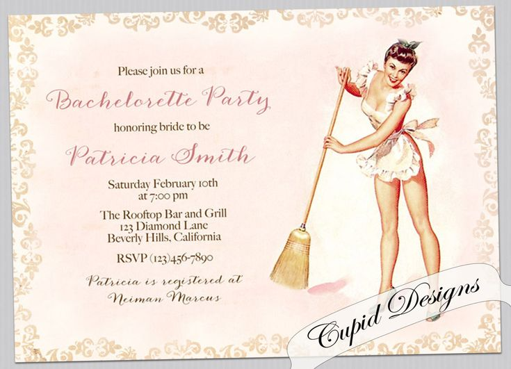 The 25 best hens night invitations ideas on pinterest hens new to cupiddesigns on etsy retro pinup girl bachelorette party invitation hens night invitation stopboris Images