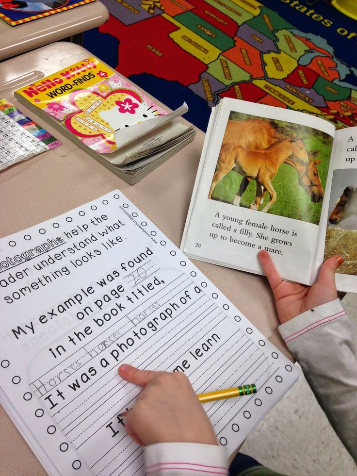 Mrs. Wheeler's First Grade Tidbits: Nonfiction Text Features