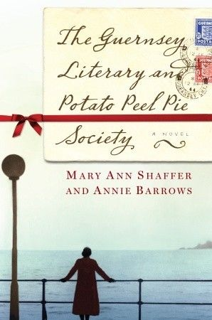 The Guernsey Literary & Potato Peel Pie Society by Mary Ann Shaffer and Annie Barrows....written entirely in letter form....absolutely remarkable book