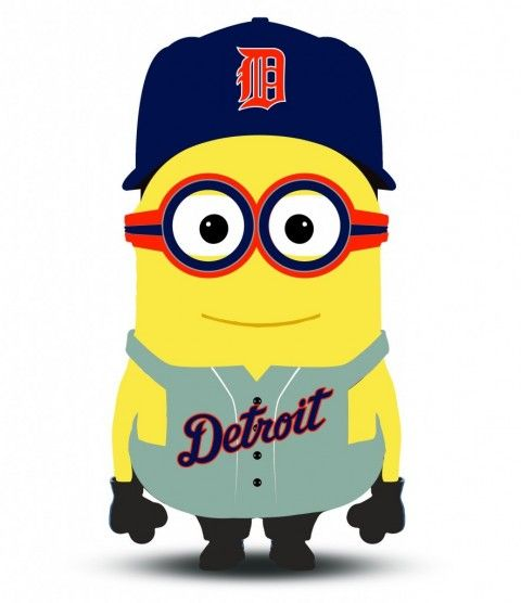 Save and share your MLB minions