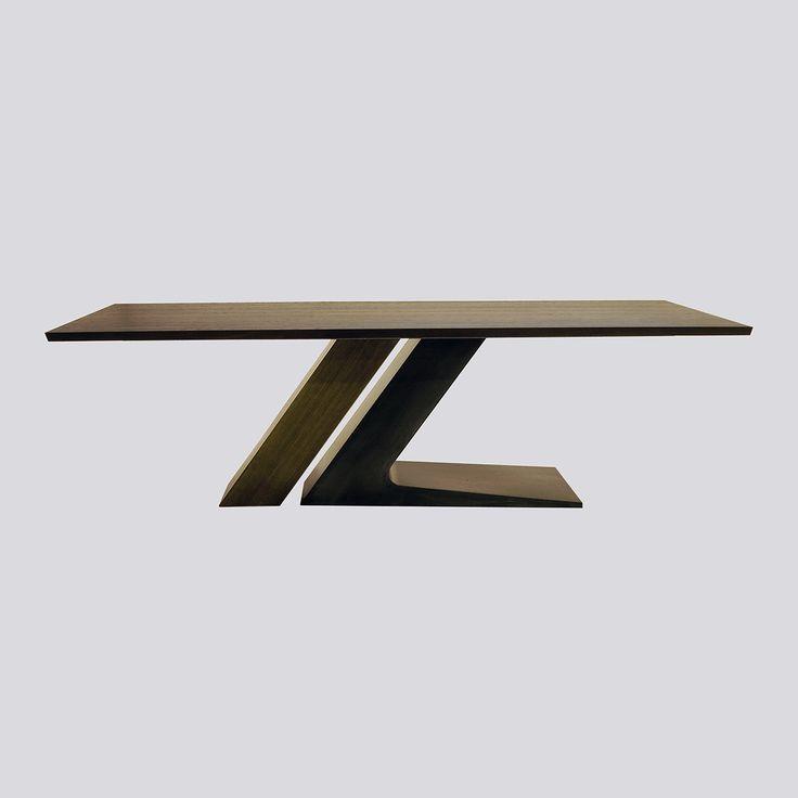 #TL table design Giuseppe Viganò for #bonaldo #design #gif #interiordesign #inspiration