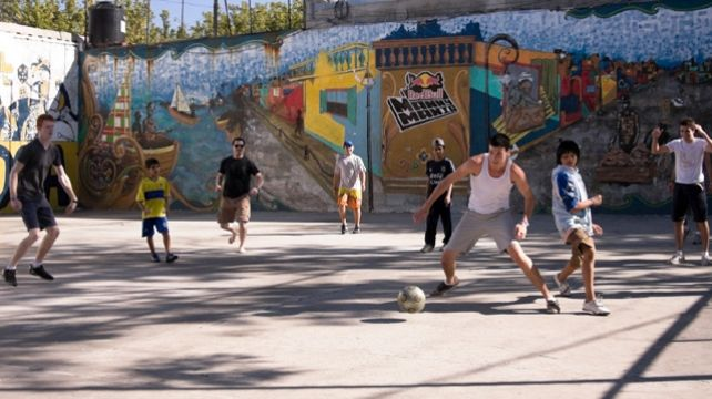 Argentinian Volunteer Travel Experience | Football Coaching Volunteer Project | Combadi
