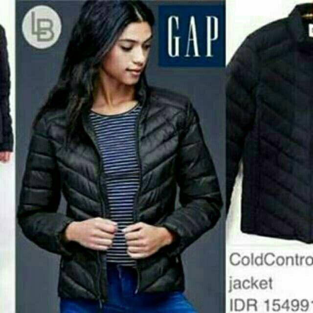 Saya menjual Jaket gap seharga Rp225.000. Dapatkan produk ini hanya di Shopee! https://shopee.co.id/racheleni/182891594 #ShopeeID