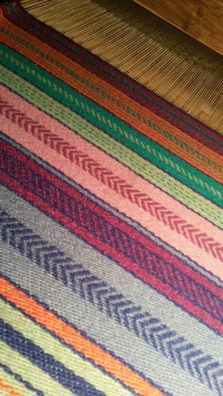 Weaving satin olmerdug