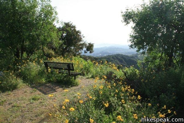 westridge trail to san vicente mountain. santa monica mountains
