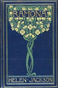 Art Nouveau book cover. I think we had this one in our library.
