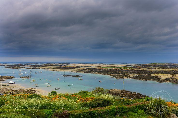 """""""Une partie de plaisir"""" : Les lumières marines du Cotentin"""