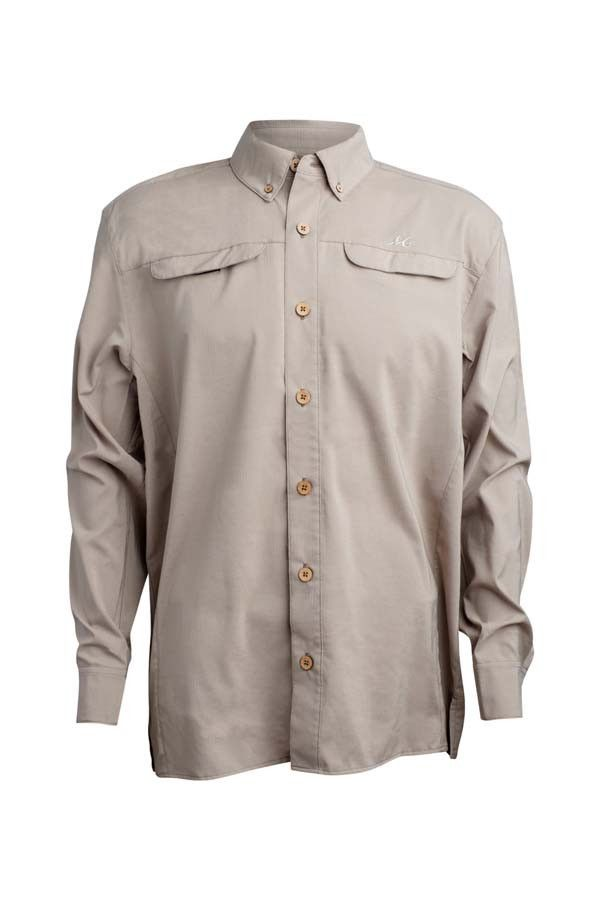 Mr. Big Long Sleeve Performance Vented Shirt