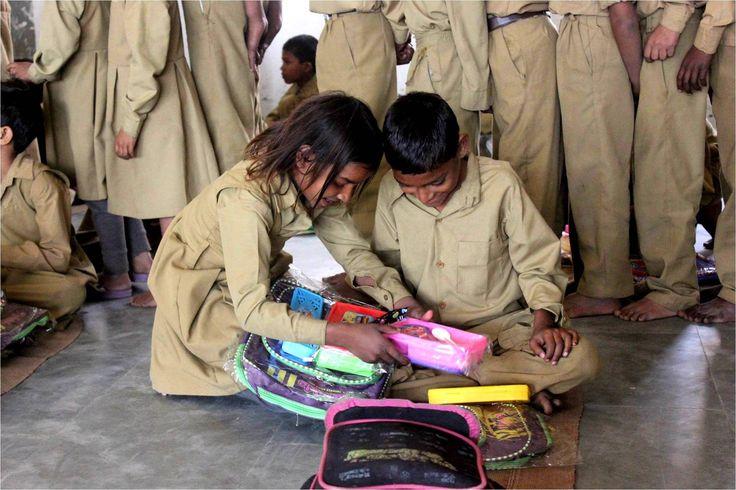 Relief India Trust Children are the world's most precious