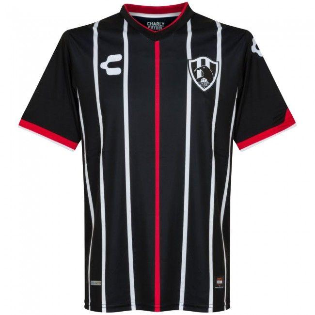 9364b3b814fa1 Camiseta Club de Cuervos FC 2018 Visitante  camiseta  jersey  shirt  remera