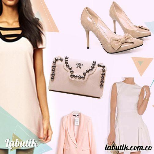Un look femenino y elegante, para cualquier ocasión. Encuéntralos en www.labutik.com.co