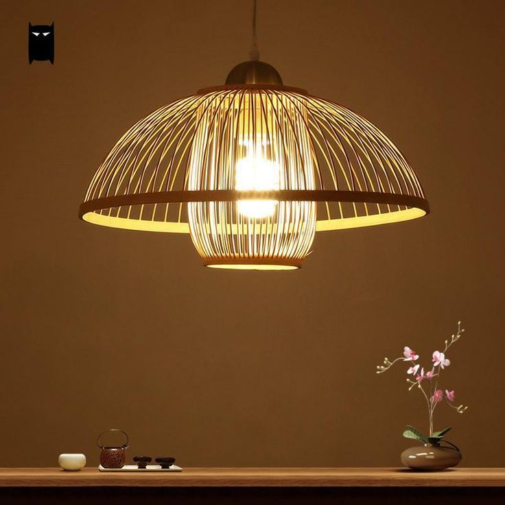 asian pendant lighting. natural bamboo wicker rattan shade flower bud pendant light fixture asian lamp lighting