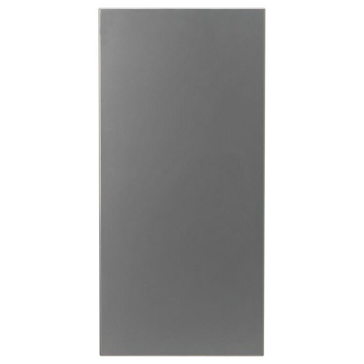 SPONTAN Magnetic board - silver color - IKEA