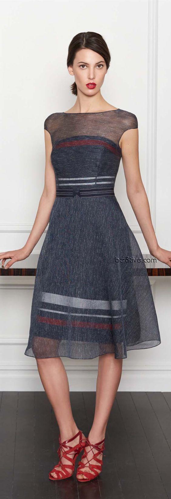 Mejores 44 imágenes de Midi Dresses en Pinterest | Vestidos bonitos ...