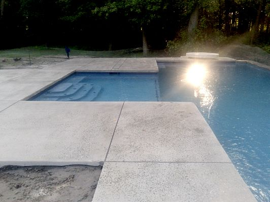 2013 Decorative Concrete Awards - Pool Deck