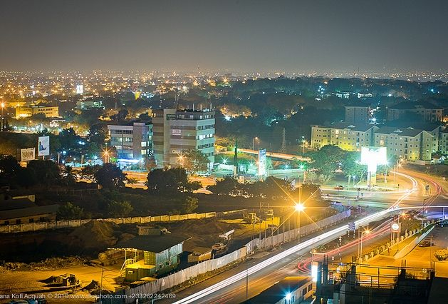 GHANA - Accra Expected To Be The Fastest Growing African City For Millionaires