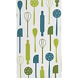 """build my whole """"new"""" kitchen around this..... Retro kitchen tools in blue and green too cute"""