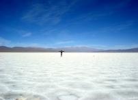 Salinas Grandes, Argentina -the salt desert