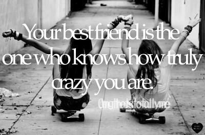 Best Friends Crazy | Crazy Best Friend Quotes Tumblr And Sayings For Girls Funny Taglog For ...
