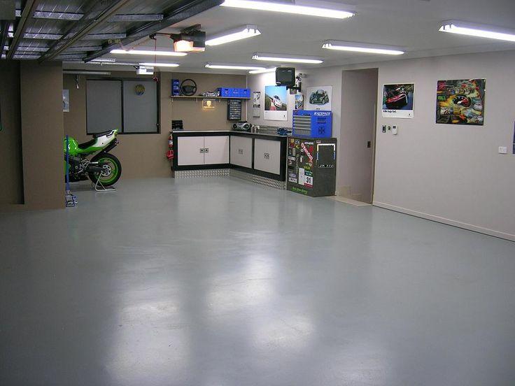 garage flooring coverings bozeman painting floor epoxy