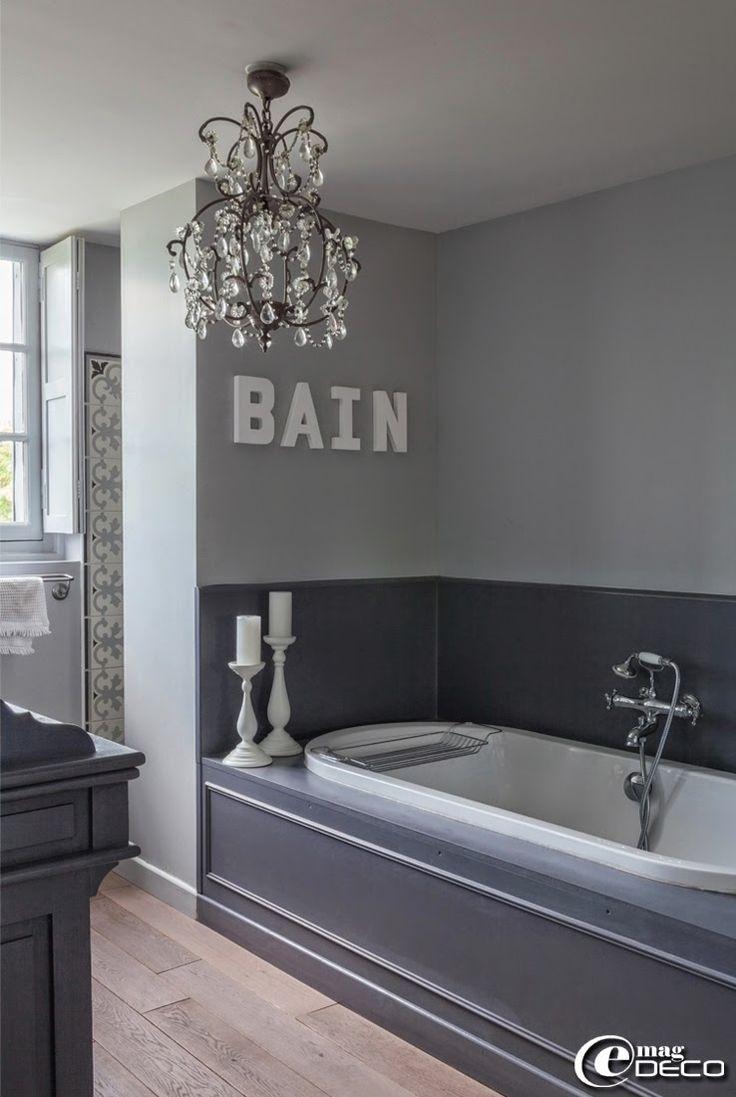 Awesome dans une salle de bains suspension uct tableu et for Conception salle de bain 3d