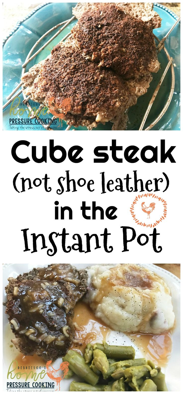 I love cube steak! However, I do not like shoe leather tasting cube steak. Have you ever made cube steak and it's so tough and chewy by the time you're finished your jaw hurts!~ No thank you. It was always a hit and miss for me before. Today I am sharing how to make cube...Read More