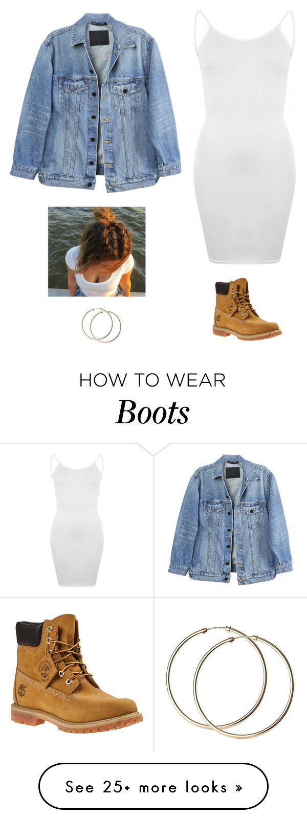 """Untitled #2757"" by twerkinonmaz on Polyvore featuring Timberland and Y/Project"